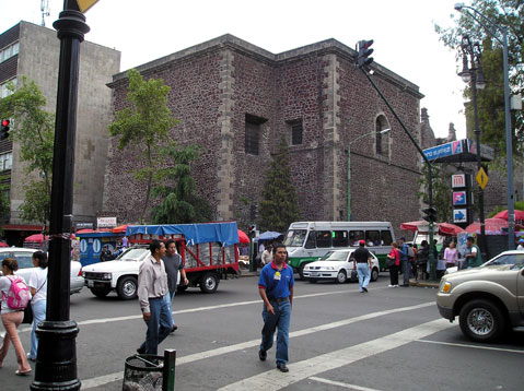 World Travel Photos :: Mexico - Mexico City :: Mexico City
