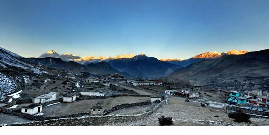 World Travel Photos :: Jambudip Gurung :: Muktinath Area