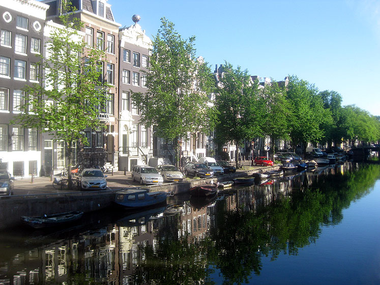 World Travel Photos :: Reflections :: Amsterdam