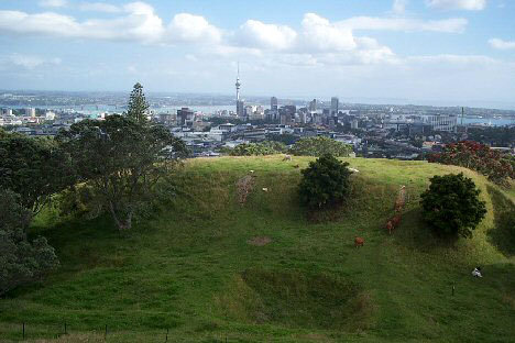 World Travel Photos :: New Zealand :: New Zealand. Auckland