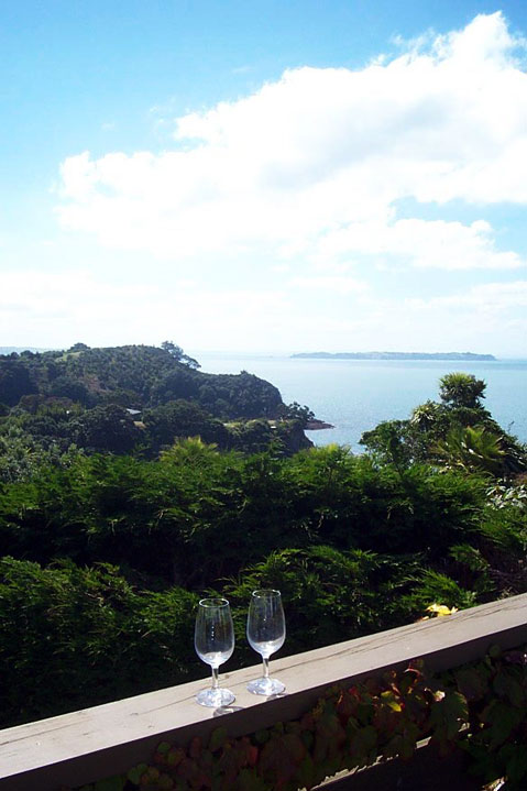 World Travel Photos :: New Zealand :: New Zealand. Waiheke Island