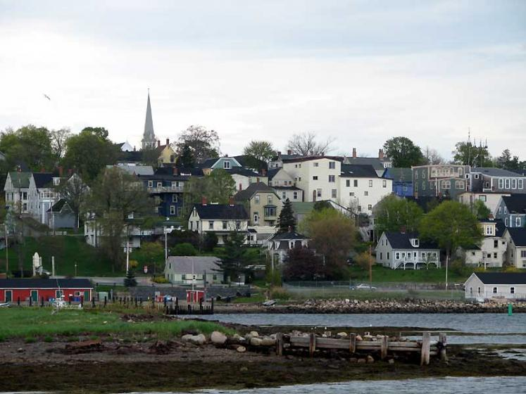 World Travel Photos :: Canada - Nova Scotia - Lunenburg :: Lunenburg