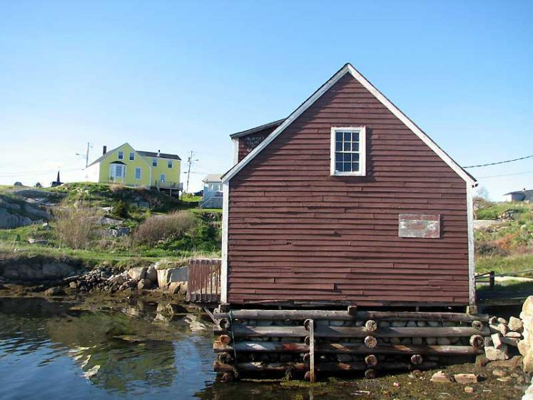 World Travel Photos :: Canada - Nova Scotia - Peggy´s Cove :: Peggy´s Cove