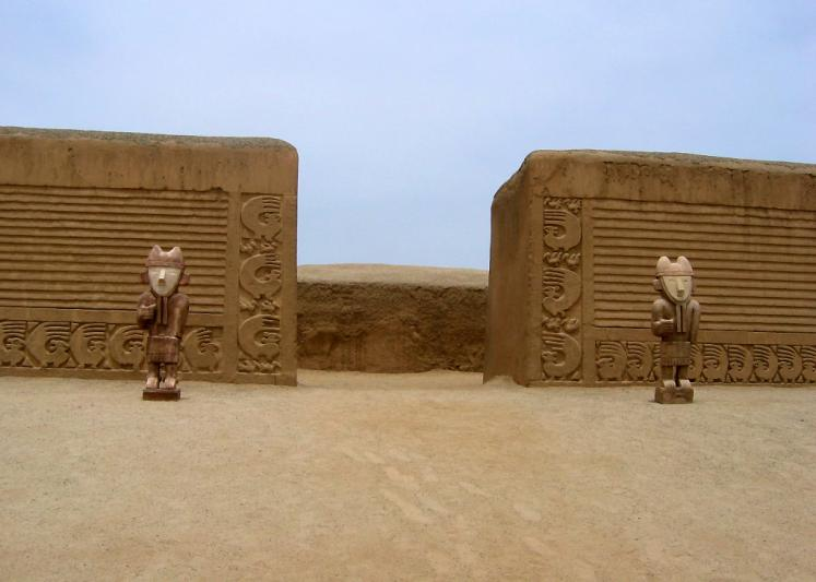 World Travel Photos :: Ancient world :: Lima