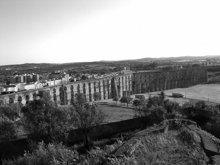 World Travel Photos :: Jacinto-César :: Portugal. Elvas - Aqueduto da Amoreira