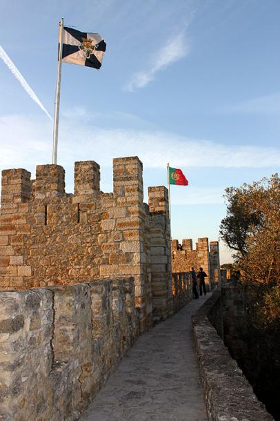 World Travel Photos :: Portugal - Lisbon :: Lisbon. Castle of São Jorge
