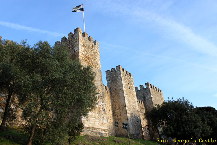 World Travel Photos :: Joseph :: Lisbon. St. George Castle