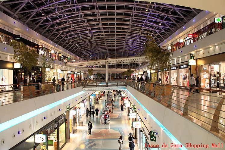 World Travel Photos :: Joseph :: Lisbon. Vasco Da Gama Shopping Mall