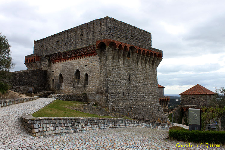 World Travel Photos :: Joseph :: Portugal. Castle of Ourem