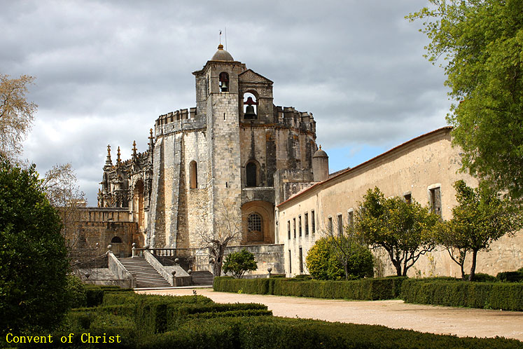 World Travel Photos :: Joseph :: Portugal. Ouorem - Convent of Christ