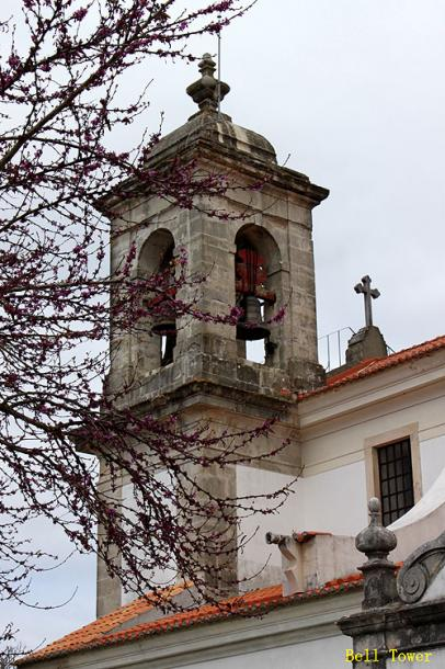 World Travel Photos :: Portugal - Ourem :: Portugal. Ourem - Bell Tower