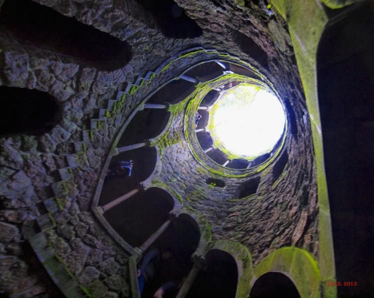 World Travel Photos :: Portugal :: Portugal. Quinta da Regaleira - the palace
