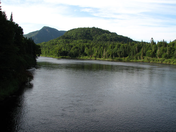 World Travel Photos :: Alec :: Quebec. Parc national de la Jacques-Cartier