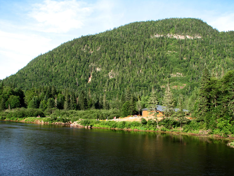 World Travel Photos :: Alec :: Quebec. Parc national de la Jacques-Cartier (Jacques-Cartier National Park)