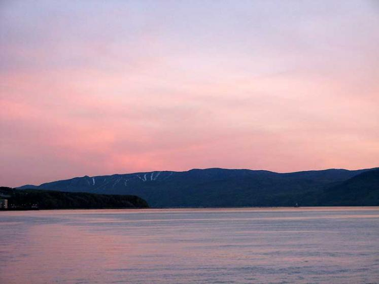 World Travel Photos :: Serenity :: Quebec. Sunset