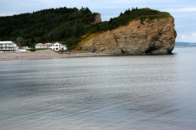 World Travel Photos :: Canada - Québec - Percé :: On the way to Percé