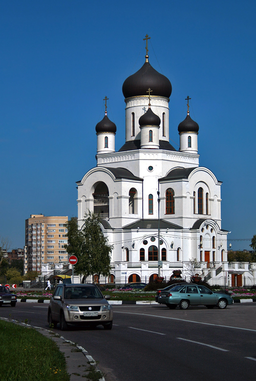 World Travel Photos :: Larisa :: Mytishchi (Moscow region)