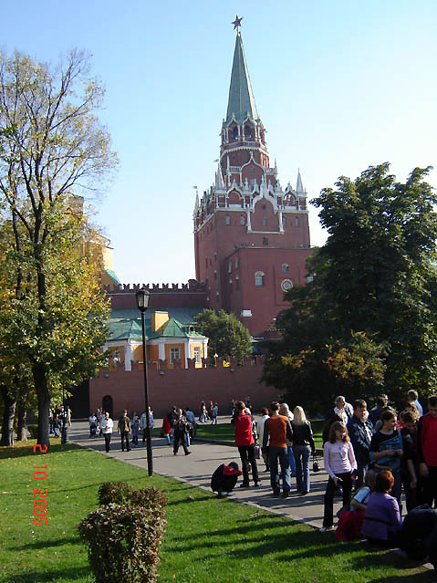 World Travel Photos :: Russia - Moscow :: Moscow. Kremlin