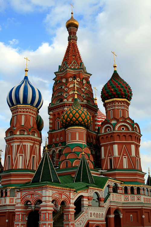 World Travel Photos :: Larisa :: Moscow. St. Basil´s Cathedral