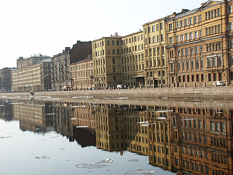 World Travel Photos :: Russia - St. Petersburg :: St. Petersburg. Obvodny Canal