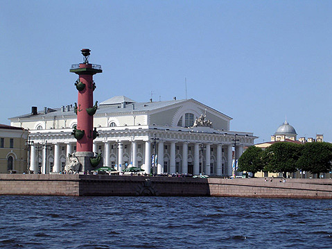 World Travel Photos :: Vasilevsky Island  :: St. Petersburg. Vasilevsky Island