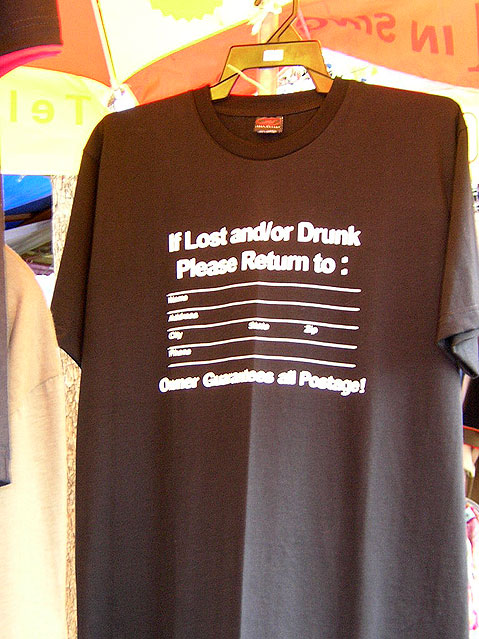 World Travel Photos :: tigraed :: Singapore T-Shirt