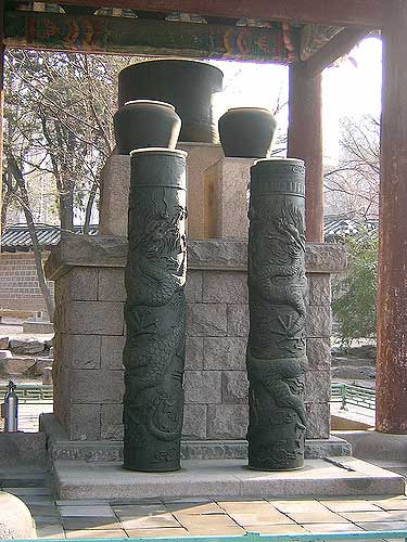 World Travel Photos :: South Korea - Seoul :: Seoul. Water Clock of the Chosun Dynasty