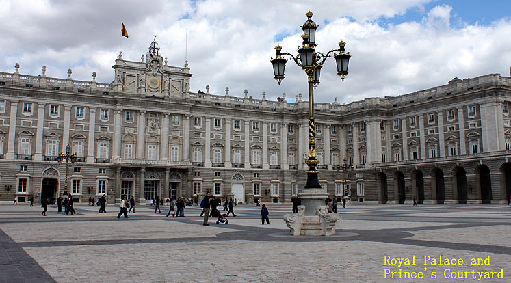 World Travel Photos :: Spain - Madrid :: Madrid. Royal Palace