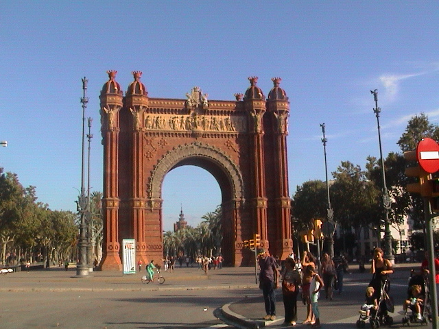 World Travel Photos :: Lidia :: Barcelona