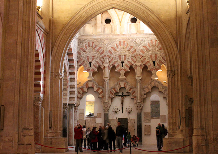 World Travel Photos :: Spain - Cordoba :: Spain. Cathedral–Mosque of Córdoba