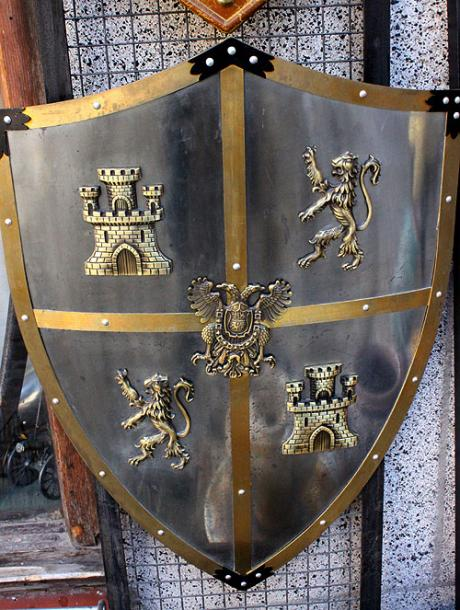World Travel Photos :: Spain - Toledo :: Toledo - a shield
