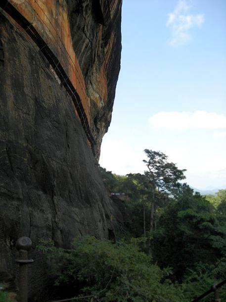 World Travel Photos :: Sri Lanka :: Sri Lanka. At the foot of Sigiriya