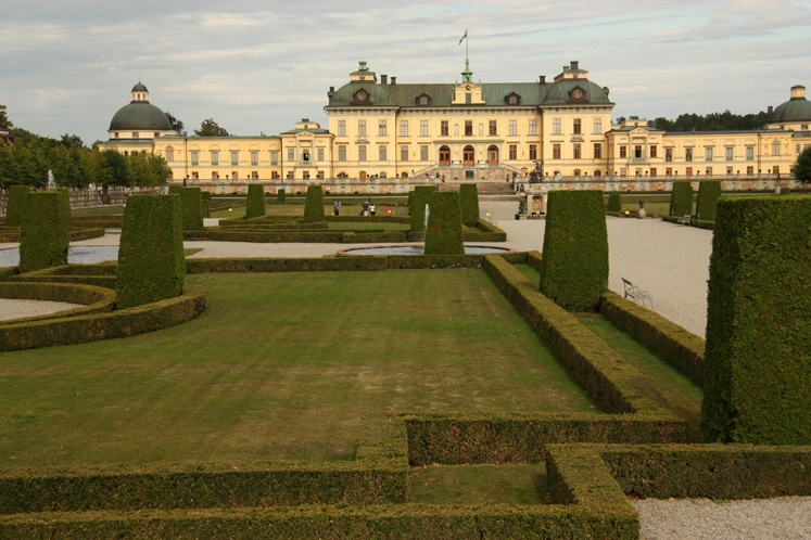 World Travel Photos :: Sweden - Drottningholm :: Drottningholm Palace