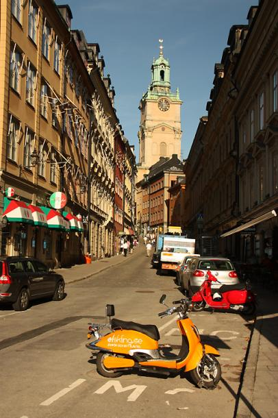 World Travel Photos :: Torontonian :: Stockholm. Old city