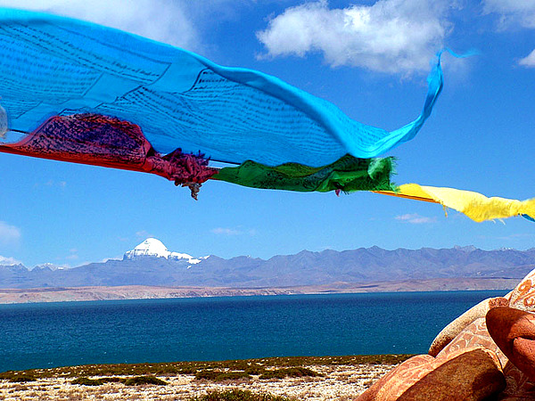 World Travel Photos :: Tony :: Namtso Lake Overview, Tibet Namtso Lake Highlight Travel