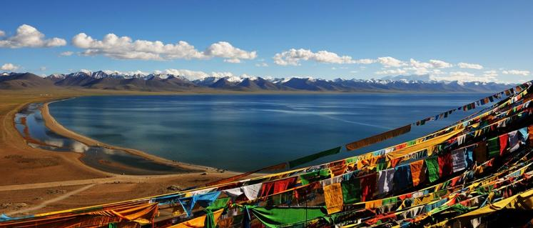 World Travel Photos :: Everest-base-camp-trek :: Namtso Lake