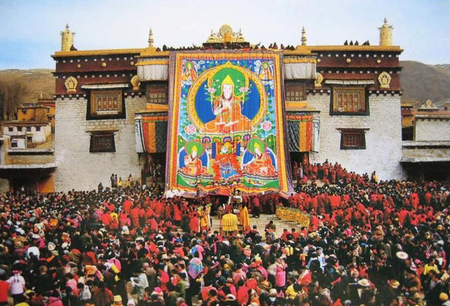 World Travel Photos :: Tony :: Tibet New Year Festival