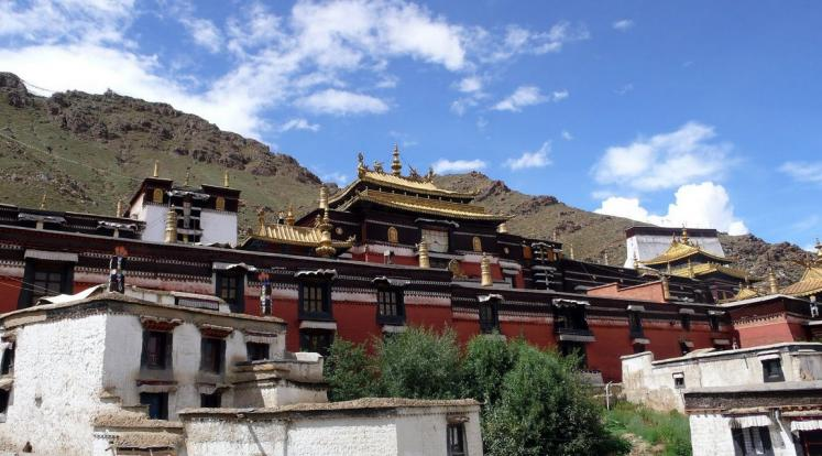 World Travel Photos :: Kwan Mei :: Tibet. Tashilhunpo monastery
