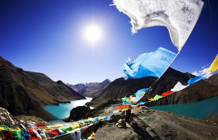 World Travel Photos :: Susan-Lee :: Incredibly beautiful landscape in Tibet