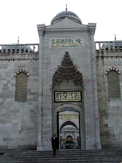World Travel Photos :: Turkey - Istanbul :: Istanbul. Sultan Ahmed Mosque (Blue Mosque)