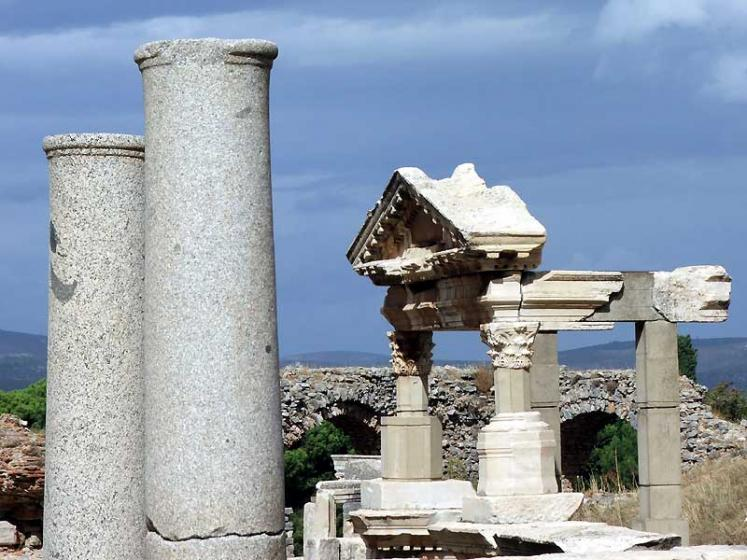 World Travel Photos :: Turkey - Troy :: Turkey. Troy (Troia) - UNESCO World Heritage Site