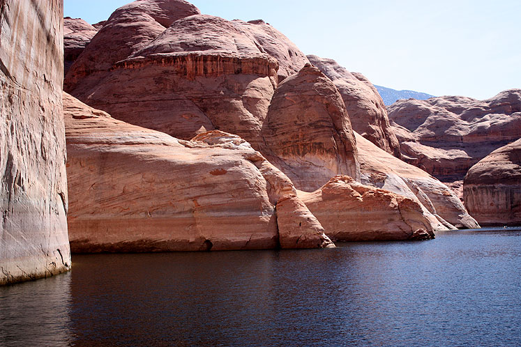 World Travel Photos :: USA - Arizona - Lake Powell :: Arizona. Lake Powell