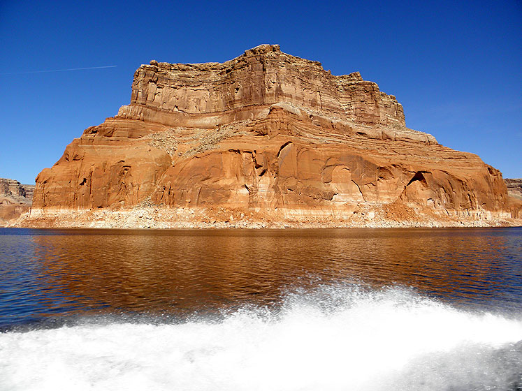 World Travel Photos :: Alec :: Arizona. Lake Powell - a spectacular view from the boat