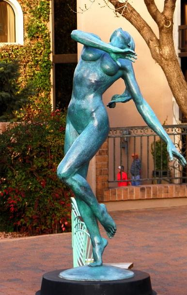 World Travel Photos :: USA - Arizona - Sedona :: Art in Sedona