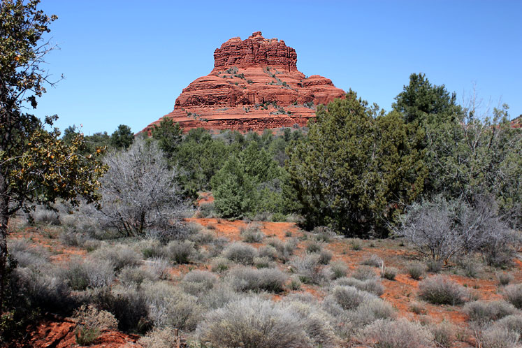 World Travel Photos :: USA - Arizona - Sedona :: Sedona. Bell Rock