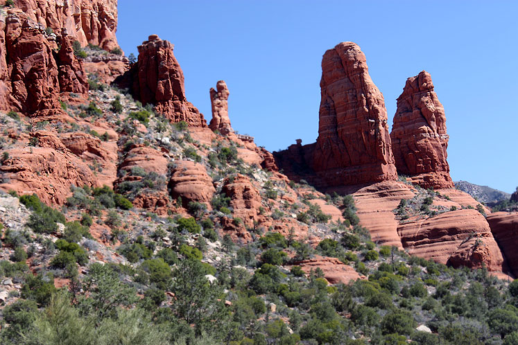 World Travel Photos :: USA - Arizona - Sedona :: Arizona. Sedona