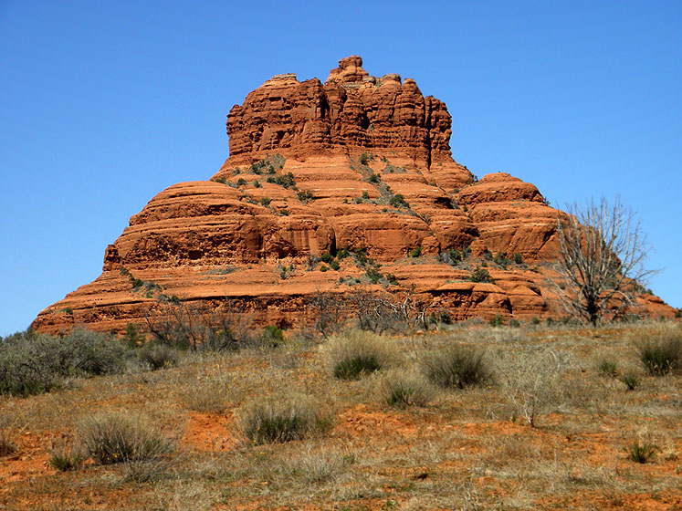 World Travel Photos :: USA - Arizona - Sedona :: Arizona. Sedona - Bell Rock