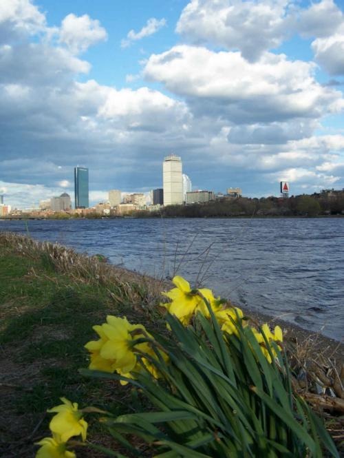 World Travel Photos :: Jewishfan :: Boston. Boston´s Charles River