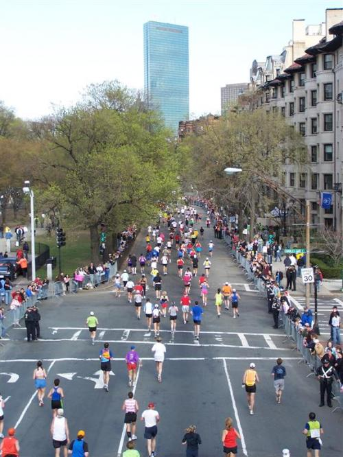 World Travel Photos :: Jewishfan :: Boston Marathon