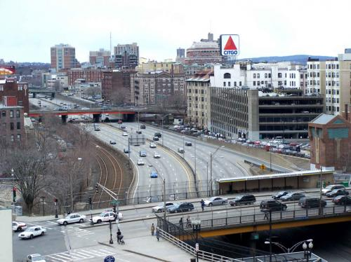 World Travel Photos :: Jewishfan :: Rt 90 and Mass.Ave.